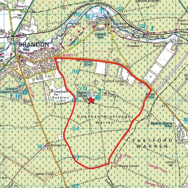 Where Is Breckland: The Breckland Society > Downham High