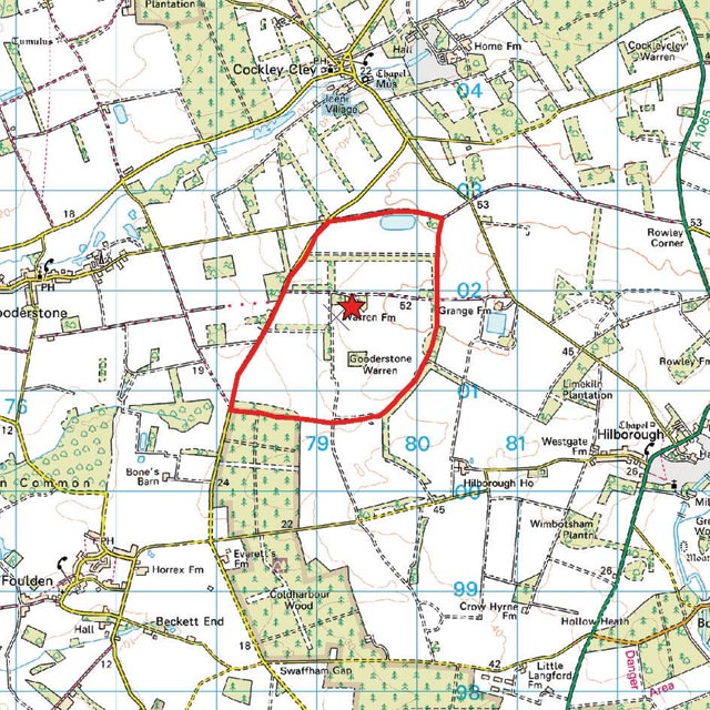 Where Is Breckland: The Breckland Society > Gooderstone