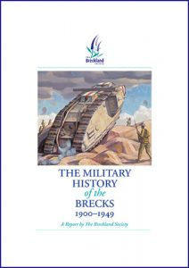 THE MILITARY HISTORY of the BRECKS 1900–1949 A Report by The Breckland Society